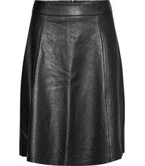 club leather stelly c kort kjol svart mads nørgaard