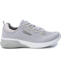zapato chonah textil_ gris xti