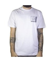 camiseta dc shoes born in echoes masculina