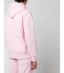 polo ralph lauren men's fleece hoodie - carmel pink - xxl