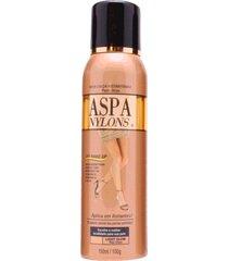 aspa nylons maquiagem spray para pernas 150ml