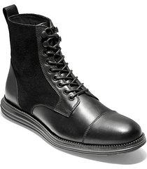 original grand cap toe ii leather boots