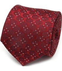 star wars millennium falcon dot men's tie