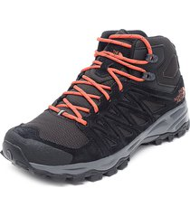 zapatilla m truckee mid multicolor the north face