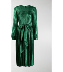 marc jacobs marc jacobs runway pleated dress