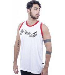 camiseta hardivision vegas sem manga