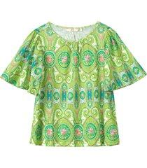 oilily thyra linnen t-shirt-