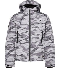 arctic elite windcheater dun jack grijs superdry