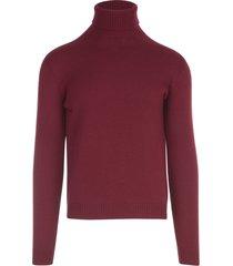 roberto collina wool turtle neck l/s sweater
