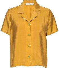 joni ss shirt 11465 overhemd met korte mouwen samsøe samsøe