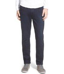 men's paige lennox slim fit jeans, size 30 - blue