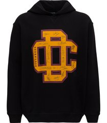 dsquared2 hoodie with logo