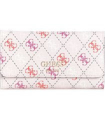 billetera vikky slg slim clutch mc699551 para mujer guess - multicolor