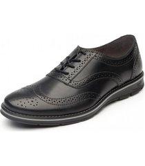 zapato formal fashion nogales color negro