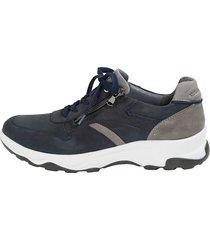 skor waldläufer marinblå::grå