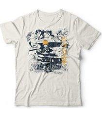 camiseta bleach - unissex