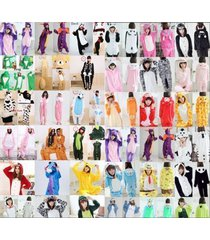 2016 hot adult unisex kigurumi pajamas animal cosplay costume onesie sleepwear