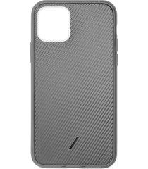 clic view iphone 11 pro case - smoke