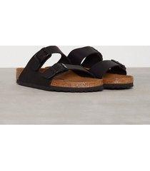 birkenstock arizona sandaler & flip flops black