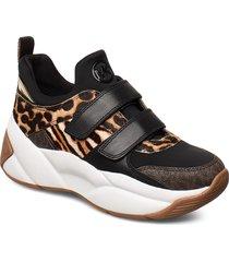 keeley trainer låga sneakers multi/mönstrad michael kors shoes