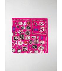 alexander mcqueen curiosities shawl