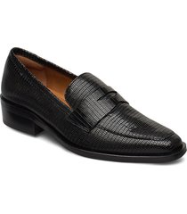 shoes 4703 loafers låga skor svart billi bi