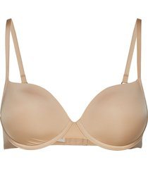 bras with wire lingerie bras & tops t-shirt bra beige esprit bodywear women