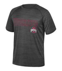 top of the world men's ohio state buckeyes 360 space-dyed t-shirt
