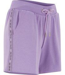 shorts moderni in tessuto elasticizzato (viola) - bpc bonprix collection