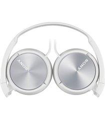 sony audifonos  mdr-zx310 plegables-blanco