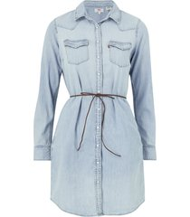 jeansskjorta ultimate western dress girl li