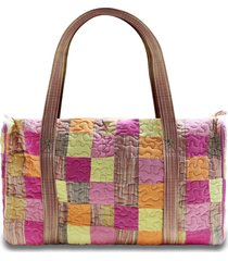 mala giulianna fiori stacy mimosa em patchwork original