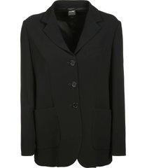 aspesi buttoned jacket