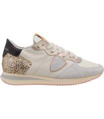 scarpe sneakers donna in pelle trpx