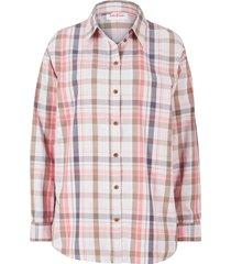 camicia a quadri (rosa) - john baner jeanswear
