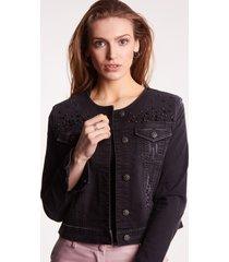 kurtka jeansowa emma