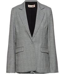 mei blazer colbert grijs custommade