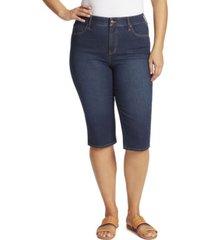 gloria vanderbilt trendy plus size amanda skimmer jeans