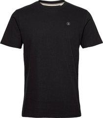 akrod t-shirt t-shirts short-sleeved svart anerkjendt