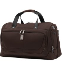 closeout! travelpro crew 11 carry-on smart duffel bag