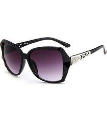 occhiali da sole all'aperto per adulti con montatura a rana larga e occhiali da sole per donna