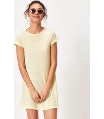 vestido amarillo system