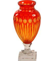 vaso de vidro decorativo klamath