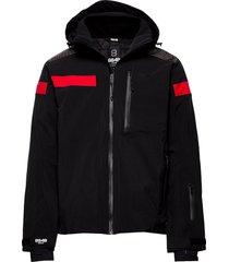 aston jacket outerwear sport jackets svart 8848 altitude