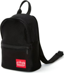 manhattan portage mesh randall's island backpack