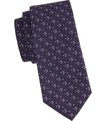 monday silk tie