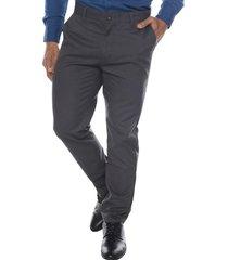pantalon chino gris corona