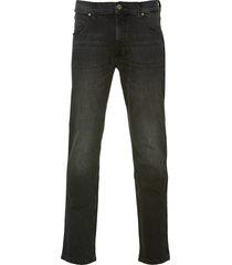 wrangler jeans greensboro- modern fit - grijs