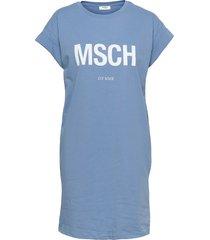 alvidera msch est dress dresses everyday dresses blå moss copenhagen