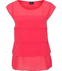 roze dames top s oliver - 11.703.12.4908